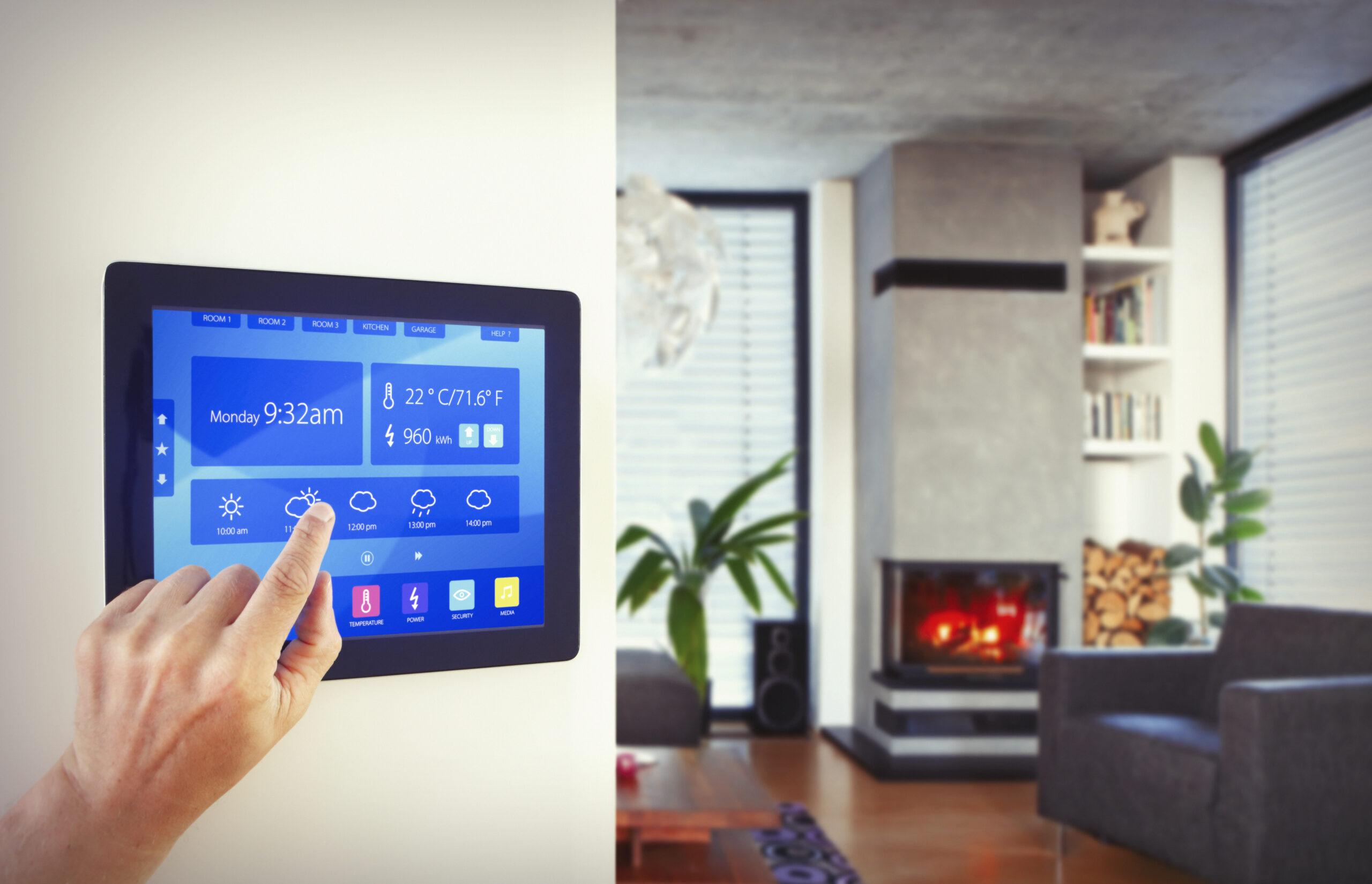 Smarta hem med KNX